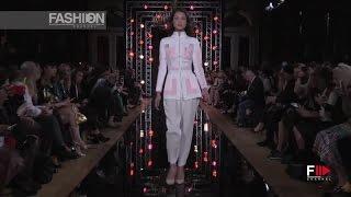 VALENTIN YUDASHKIN Spring Summer 2016 Full Show Paris by Fashion Channel