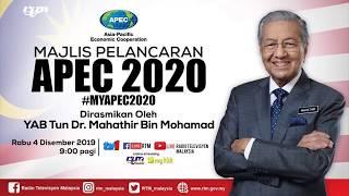 Majlis Perasmian APEC 2020
