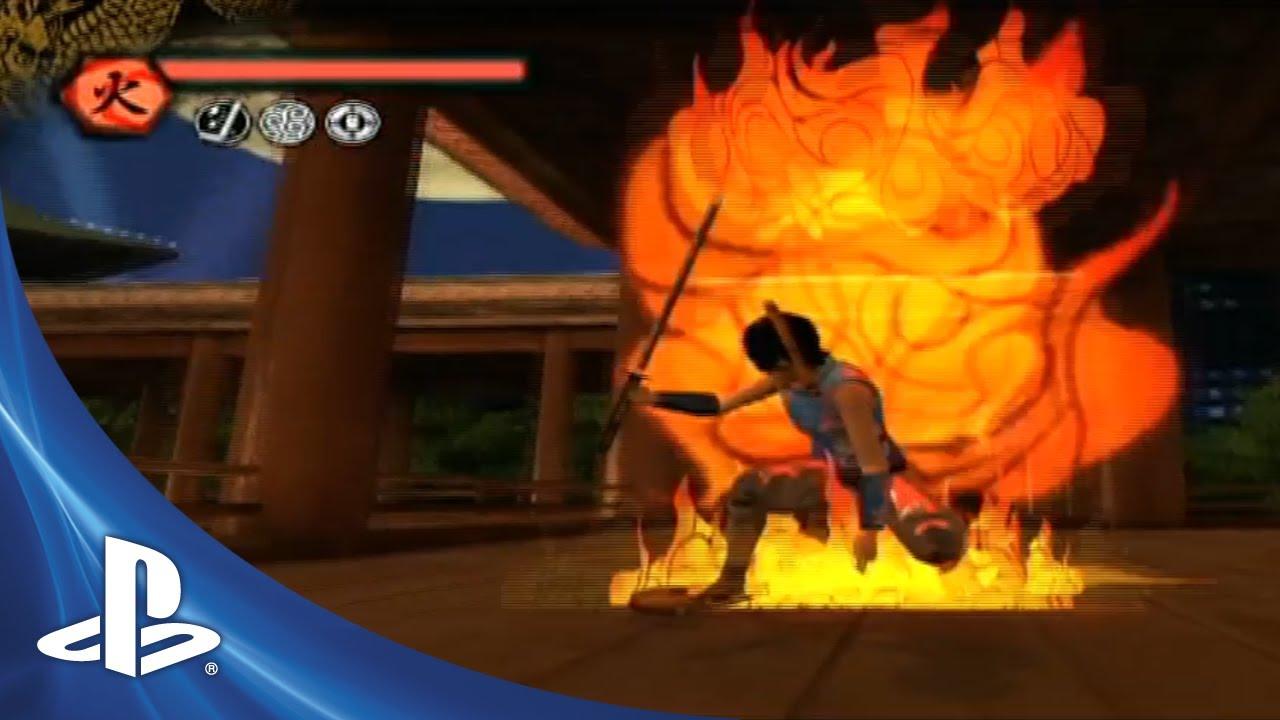 Peakvox Ninja Sneaks into PlayStation Home