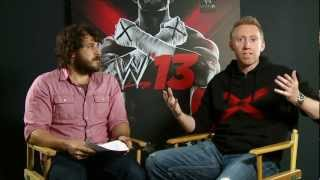 WWE '13 Video: Developer Q&A #2 with Cory Ledesma