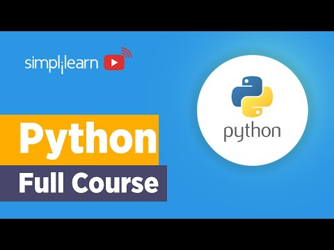 Python Full Course   Learn Python In 8 Hours   Python Tutorial For ...
