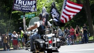 The Cavalry is coming: Bikers for Trump are headed to Washington DC for The Inauguration!!!