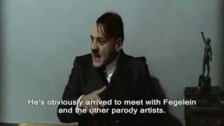 Hitler Finds Out KakashiBallZ is Moving to France