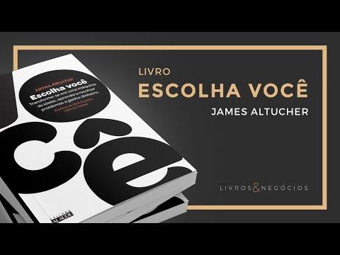 Livros & Nego?cios | Livro Escolha Voce? - James Altucher #37
