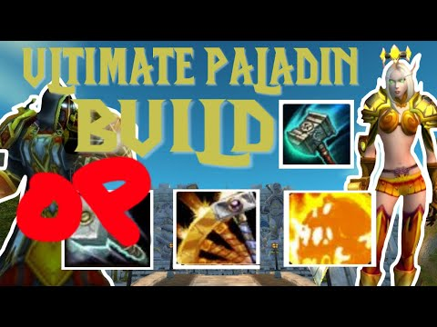 AMAZING Paladin Build?! - Project Ascension (WoW Random Ability)