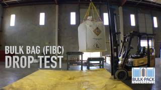 A Brief View of Our Bulk Bag (FIBC) Testing Equipment in Harlingen, TX