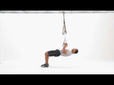 TRX Inverted Row Level 2