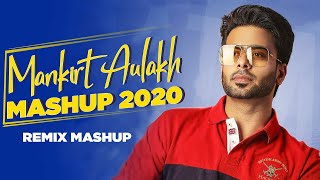Mankirt Aulakh | Remix Mashup | Latest Punjabi Songs 2020 | Speed Records