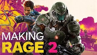 Rage 2: A Love Affair Between Two of the World