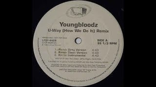 "Youngbloodz ft. Lil Wayne ""U-Way (PeZeL Mix)"""