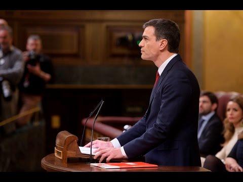 Sánchez termina su discurso pidiendo el voto para acabar con el