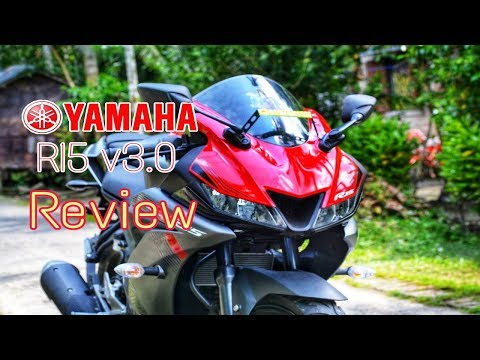 Yamaha R15 v3.0 Review and opinion| budget racing bike|