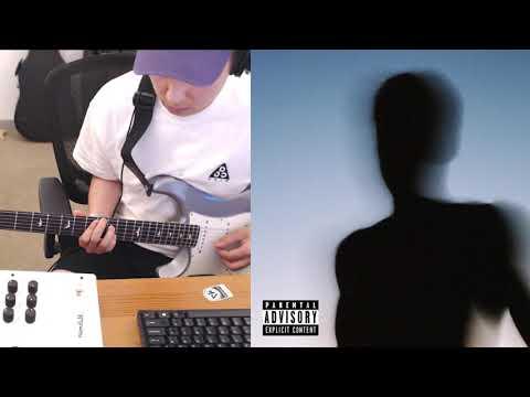 Guitar on Daniel Caesar - Superposition (feat. John Mayer)
