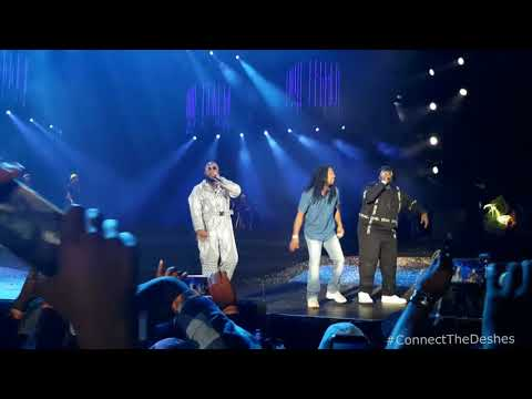 Fill Up FNB - Cassper Nyovest performs with Hip Hop Pantsula (HHP)