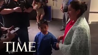 This Guatemalan Mother & Her Son Were Reunited After She Sued The U.S. For Separating Them | TIME