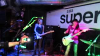 Serenade -DOVER Live @Sala Supersonic Cádiz