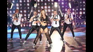 Flor Vigna y Facu Mazzei bailaron Five junto a Mati Napp