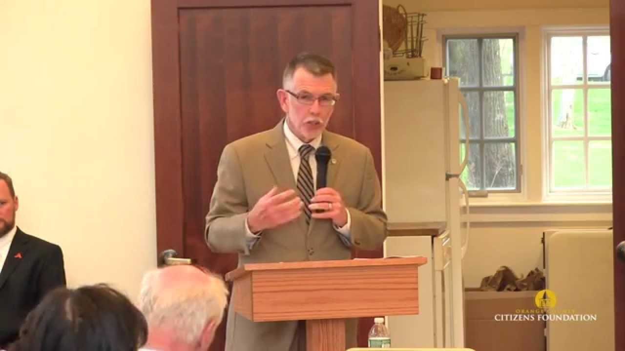 Orange County Citizens Foundation – Part 1 – Dr. Gerald Benjamin & Wendell Cox