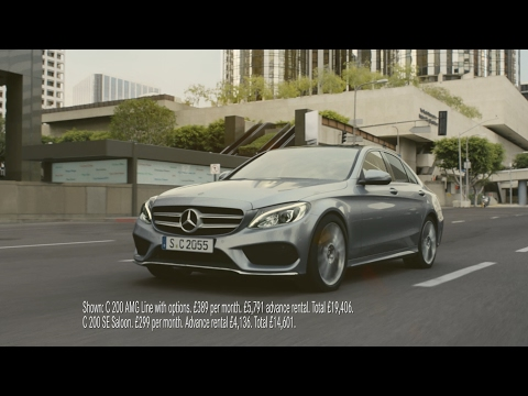 Mercedes-Benz Commercial for Mercedes-Benz C-Class (2017) (Television Commercial)