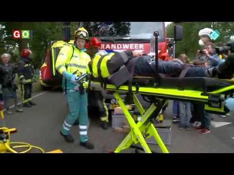 Opendag brandweer Winschoten groot succes! - RTV GO! Omroep Gemeente Oldambt