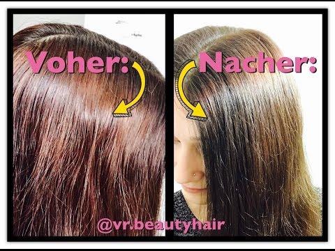 DIY Haarfarbe schonend entfernen, ohne Haarschäden!!