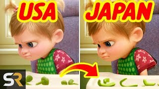 10 Animated Movies That Were Changed In Other Countries