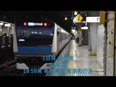 【使用停止直前】JR品川駅3番線発車メロディー『チャイム(SF10-60)』鳴りやすさ調査