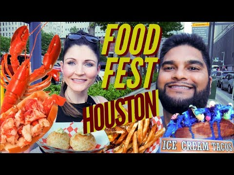 mp4 Food Festival Houston, download Food Festival Houston video klip Food Festival Houston