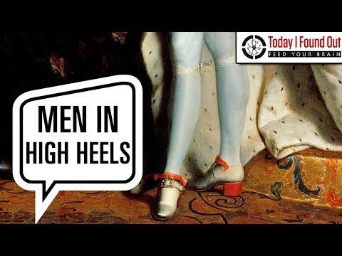 That Time When Men, Not Women, Wore High Heels