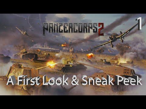 Gameplay de Panzer Corps 2