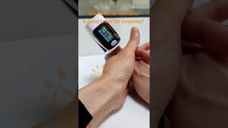 CE/FDA Approved Fingertip Pulse Oximeter SpO2 Monitor for Adults/Chilrdren youtube video