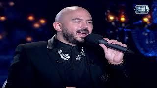 محمود العسيلي يغني أغنية وجع الهوى لايف بإحساس رائع تحميل MP3