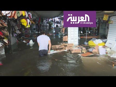 العرب اليوم - شاهد: اعتداء على أردنية وإطلاق نار على سعوديين