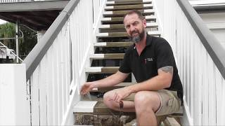 How to prepare external timber