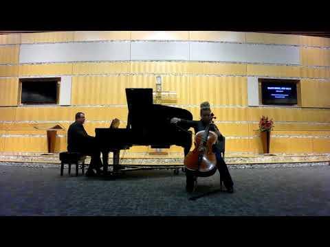 P. Tchaikovsky - Nocturne, Op 19, No 4, - Irina Desmond, Dimitar Nikolov.