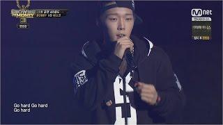 바비(BOBBY) - '가(GO)' 0814 Mnet SHOW ME THE MONEY 3