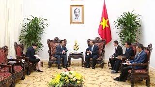 Tin Tức 24h: Thủ tướng Nguyễn Xuân Phúc tiếp Đại sứ Mông Cổ