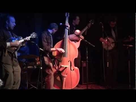 The Fauxgrass Quartet - Cluck Ole Hen / June Apple @ Tip Top  12/16/11