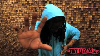 Tay Dizm HEY produced by Artixx (OFFICIAL MUSIC VIDEO)