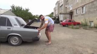 Нереально мощный БАСС в машине