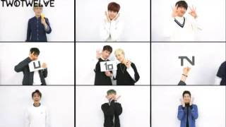 [ENGSUB] UP10TION U10TV ep61 - UP10TION Maknae Line Research Life (Making Liquid Monster Part)