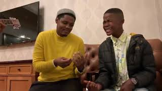 Something Soweto And Likhey Booi(Ami Faku Ndikhethe Wena Cover)