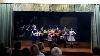 Вечер встрев выпускников Школы N3 г.Няндома 2017г (Live video 3 Фев 2017 г. 18:27:24 )