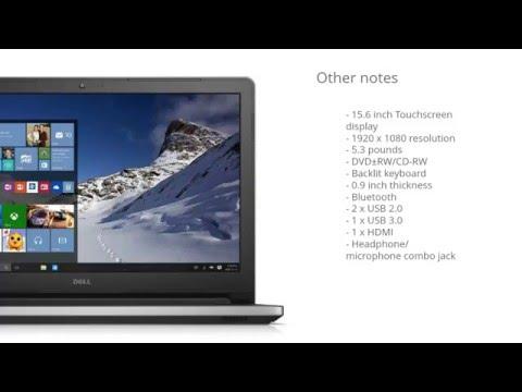 Dell Inspiron 15 i5558-5718SLV 15.6