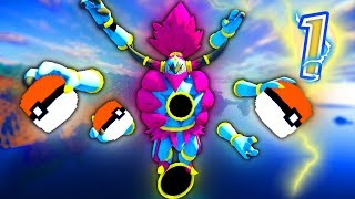"Hoopa  - (Pokémon) - Minecraft Pixelmon Lucky Block Island - ""HOOPA HYPE!!"
