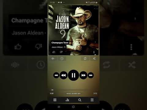 Jason Aldean - Champagne Town (Double Stereo Boosted)