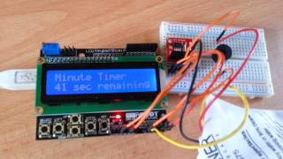Project Countdown Timer to a specific time/date : arduino