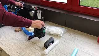 KCS Cobot Gripper handles various objects with vacuum