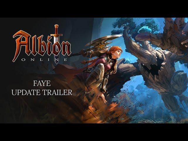 Albion Online | Faye Update Trailer