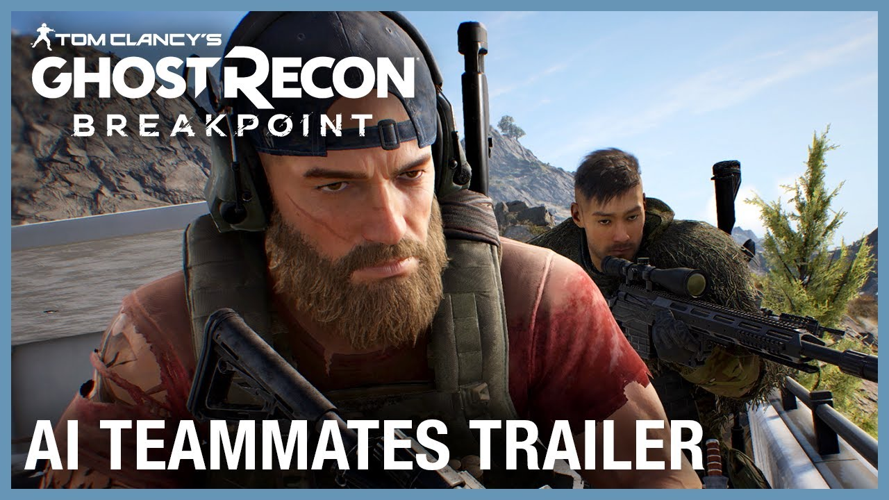 Ghost Recon Breakpoint AI Teammates Trailer